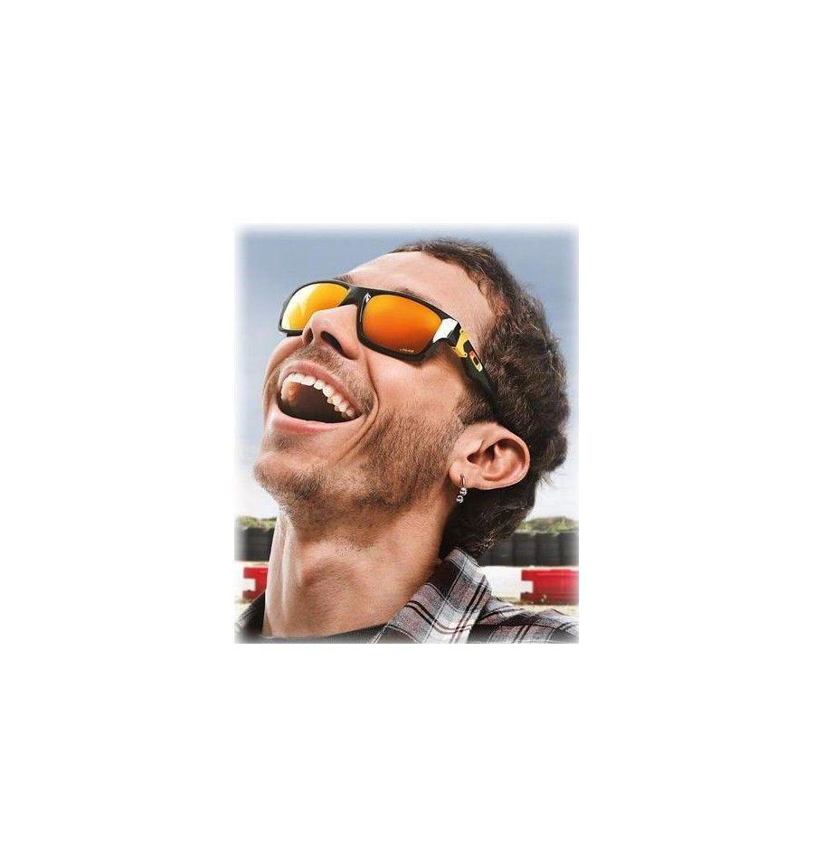 5bd667d6bd sol Polished Jupiter Squared Black Valentino Fire Gafas Rossi de xfTw5gB