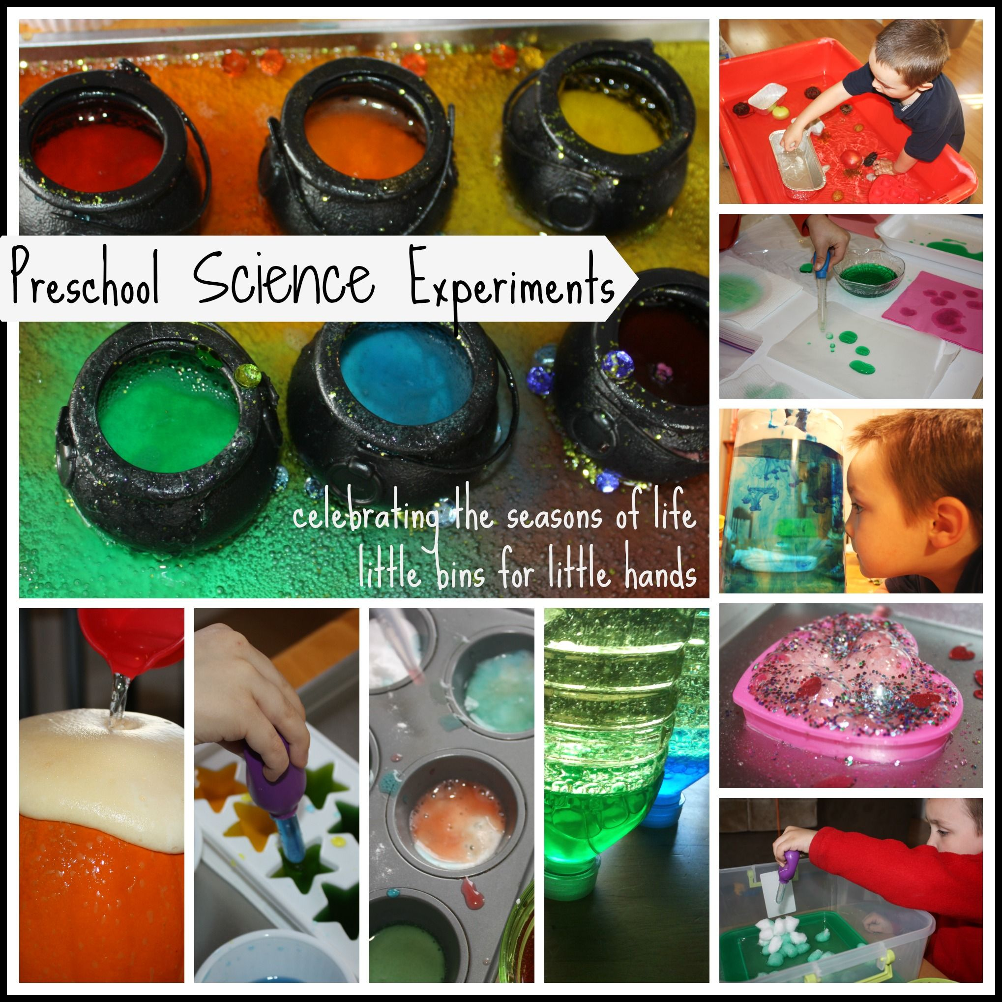 Space Ice Melt Science Sensory Play For Kids Saturday