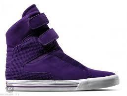 Supra Purple Suede TK Society
