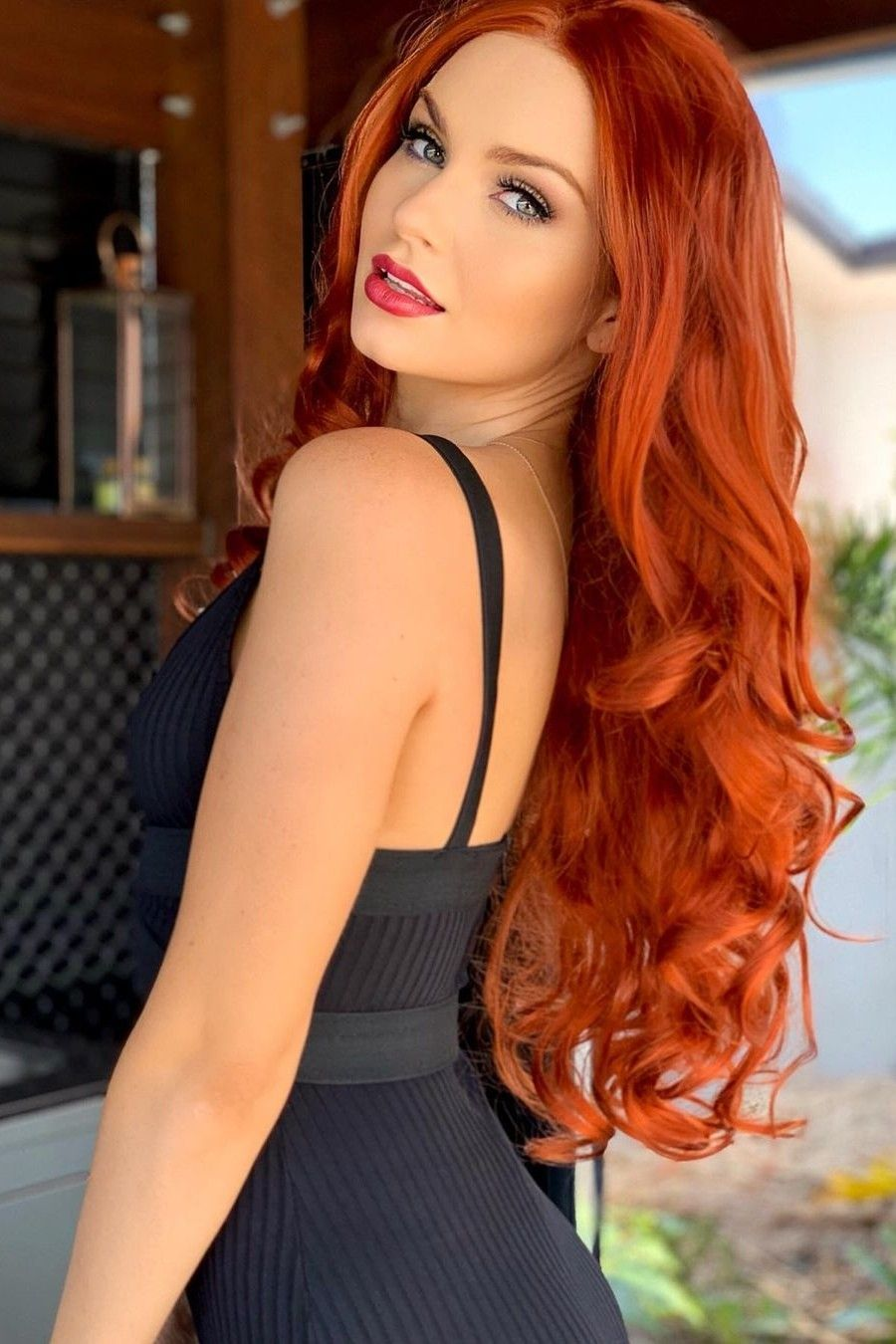 Pin by Larry Dale on Redhead Ginger | Red haired beauty