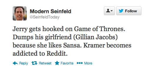 New Twitter Account Imagines Modern Day Plots For Seinfeld Seinfeld New Twitter Hilarious