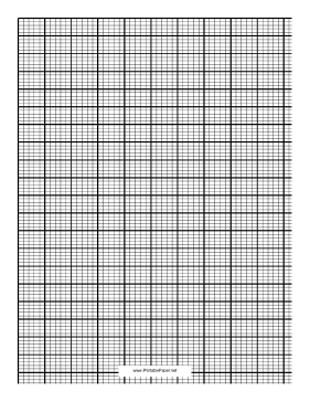 Use This Knitting Graph Paper In Letter Size To Custom Design Your