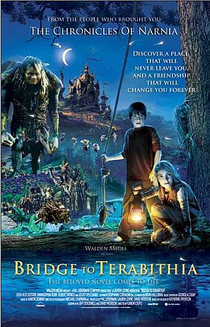 Bridge To Terabithia Filmes