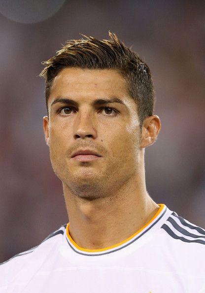 Cristiano Ronaldo Photos Photos Real Madrid V Los Angeles Galaxy International Champions Cup 2013 Cristiano Ronaldo Hairstyle Ronaldo Hair Ronaldo Haircut