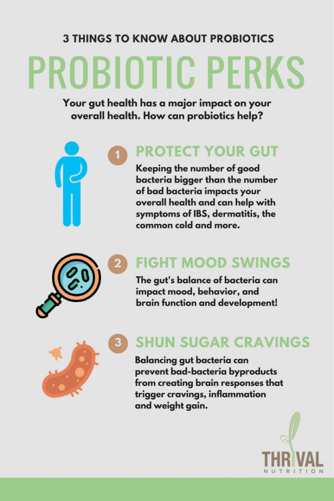 How Probiotics Can Help You From The Inside Out