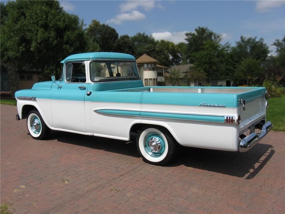 1959 Chevrolet Apache Fleetside Pickup 15 43
