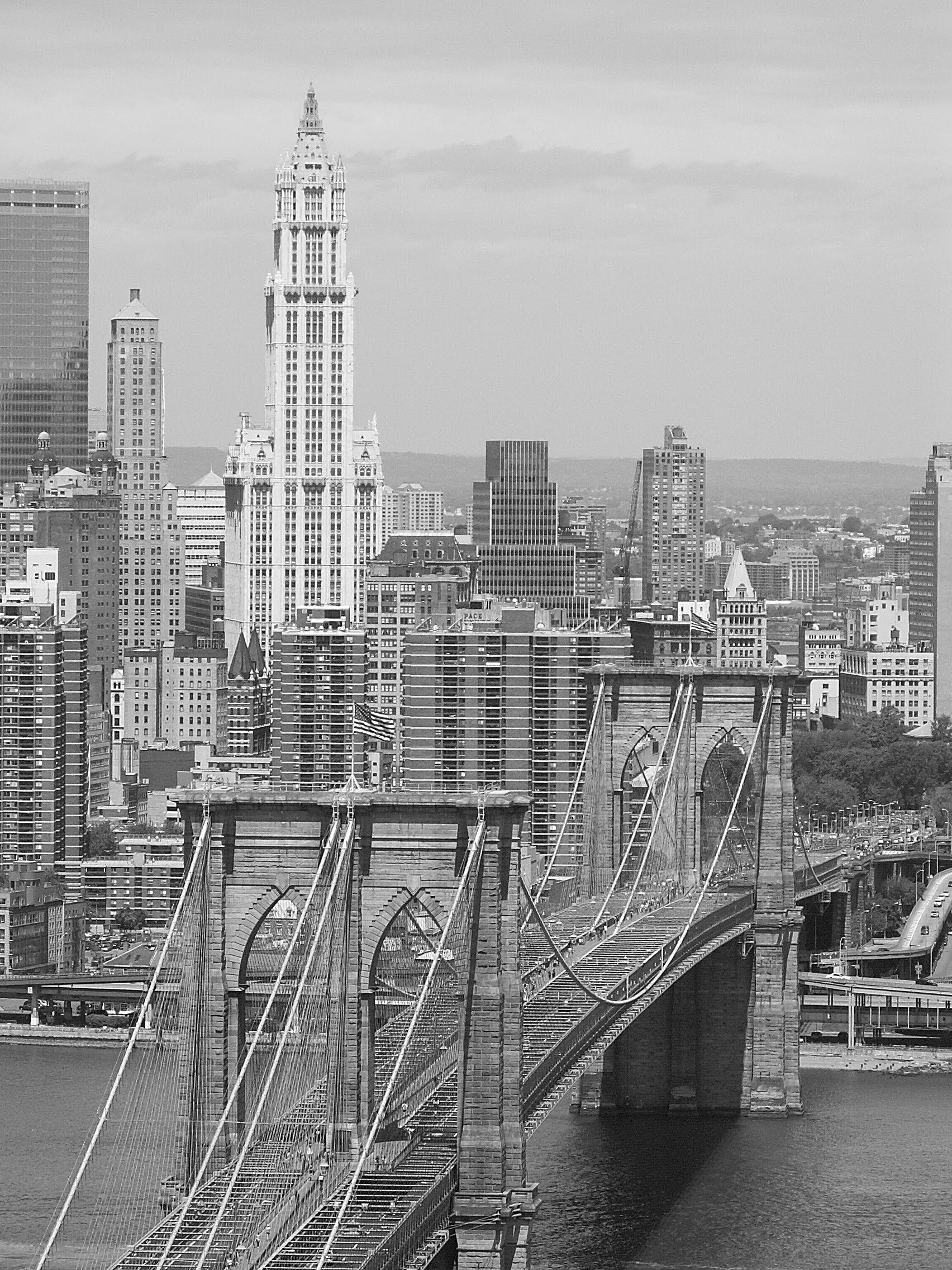 NYC - The Brooklyn Bridge, New York City