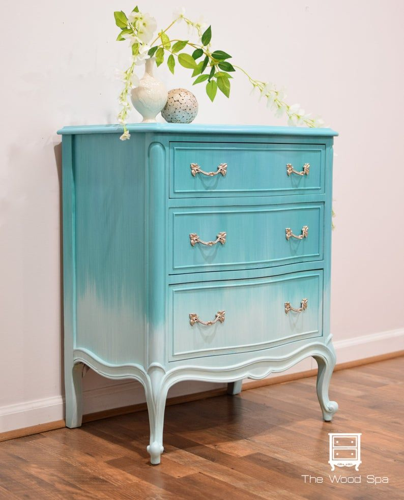 Sold French Provincial Nightstand Side Table End Table Accent Table Bedside Table In 2020 Shabby Chic Furniture Furniture Western Furniture