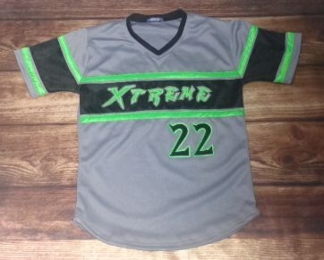 Check out this custom uniform designed by Xtreme Baseball and created at Game Ready in Jonesboro, AR! http://www.garbathletics.com/blog/xtreme-baseball-custom-uniform/ Create your own custom uniforms at www.garbathletics.com!