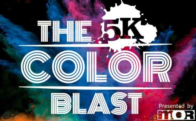 The 5k Color Blast Discount Code Tampa Bay! Are you ready to add some COLOR to your life? Well, that is what is exactly on the menu for The 5k Color Blast!
