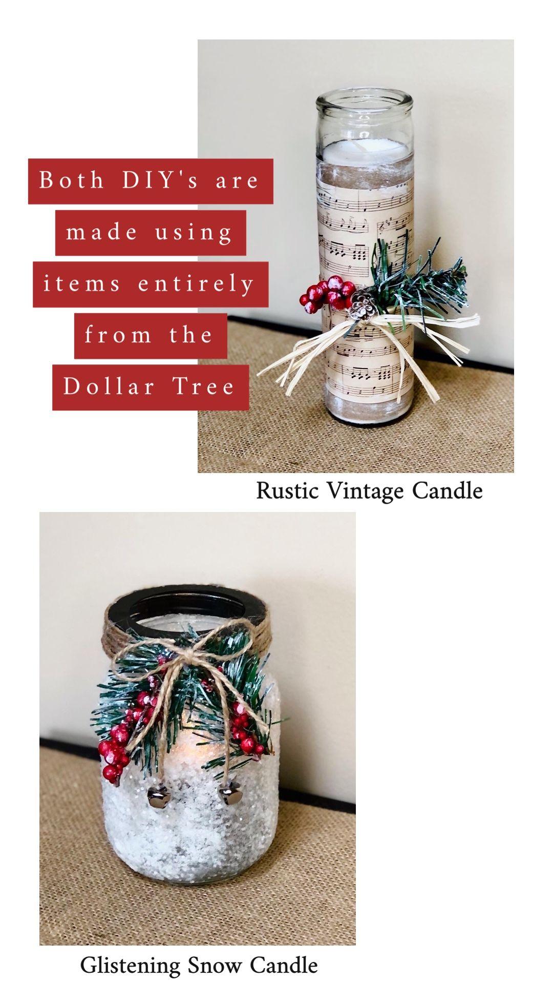 #rustic #rusticdecor #rusticChristmas #rusticfarmhouse #christmas #dollartree #dollartreediy