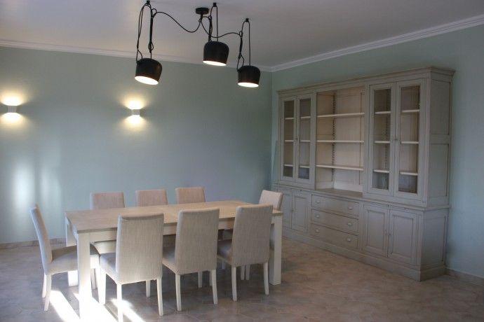 meubles de salle à manger - patinés - haut de gamme COUP DE SOLEIL