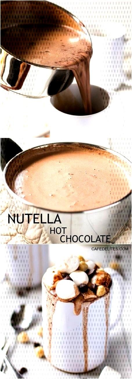 #lifestyle #nutella #infused #recipes #fitness #hacks #food #the #diy #50 50 NUTELLA INFUSED RECIPES...