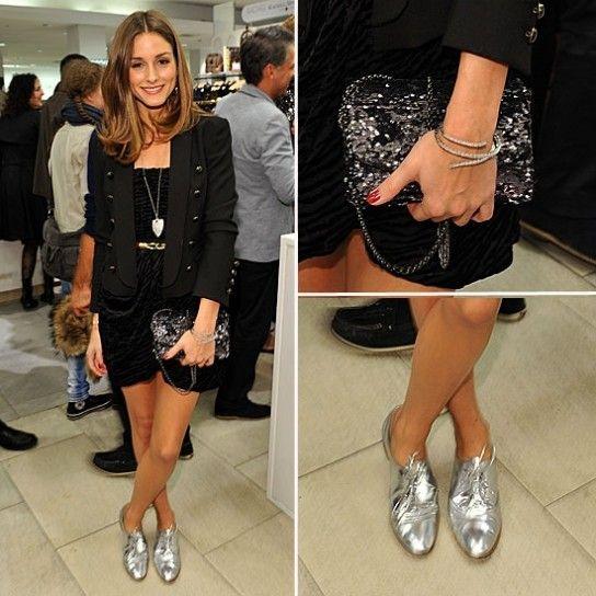 GoogleStyle Silver Stringate Outfit Con Scarpe Cerca Brogues edxBoQCWrE