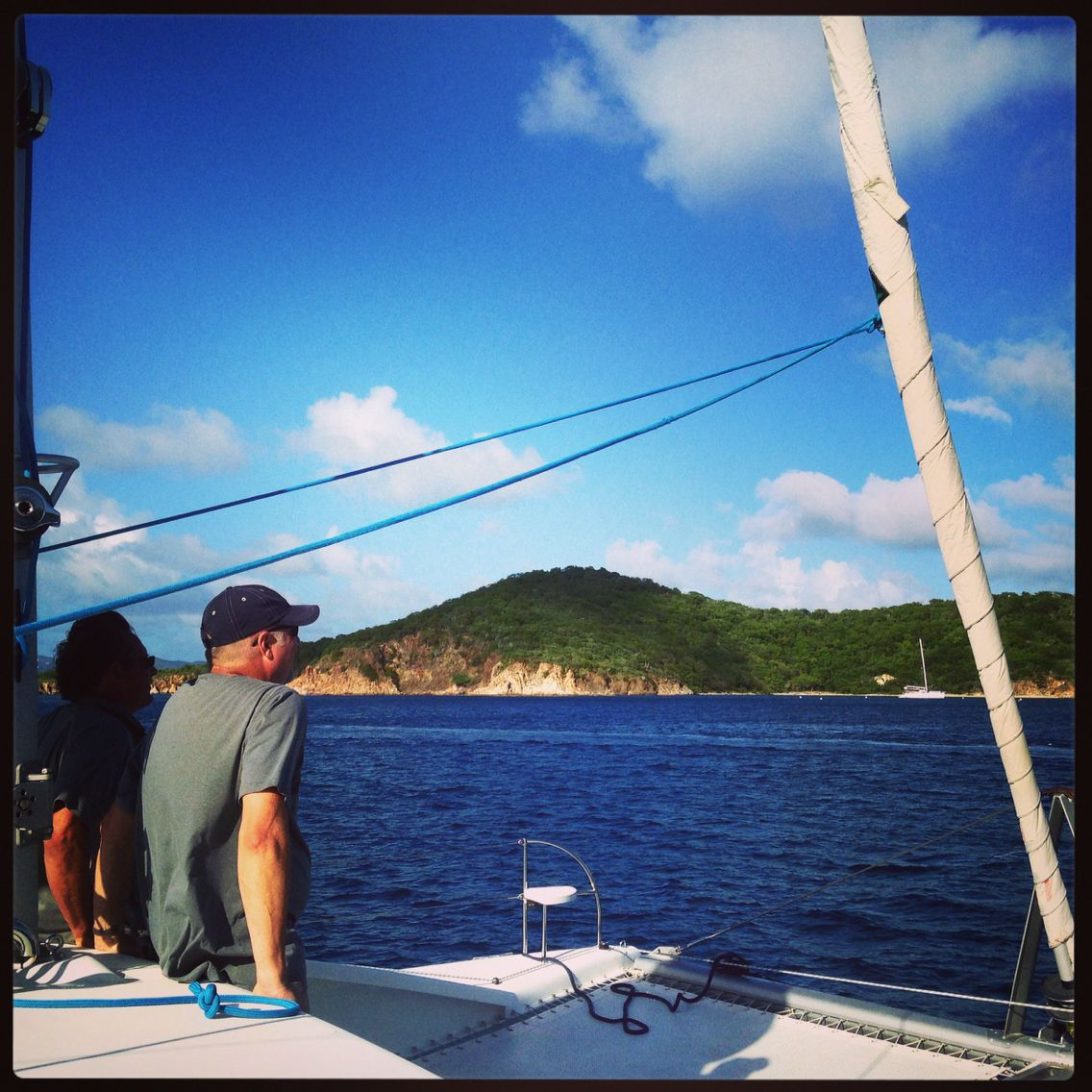 Off Norman Island, British Virgin Islands British virgin