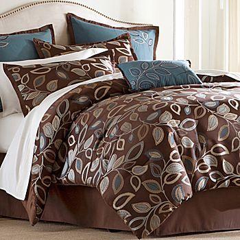 Linden Street 174 Burbank 7 Piece Comforter Set For The