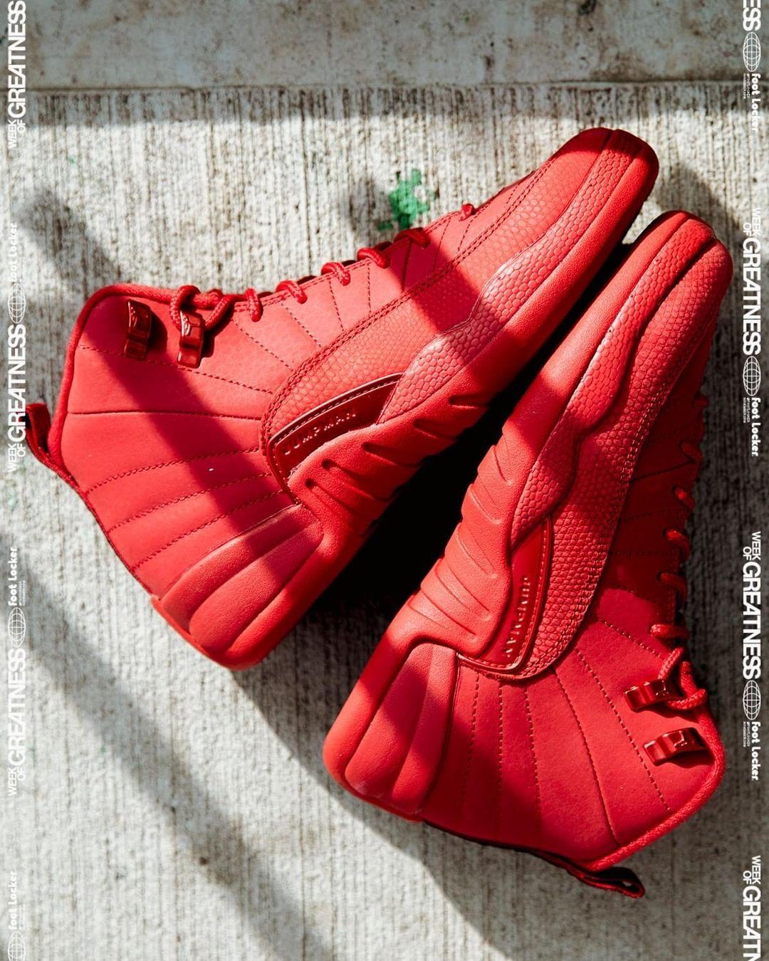 c63a557799a Jordan Retro 12 'Gym Red' | SNEAK A PEAK♥ in 2019 | Jordan retro 12 ...
