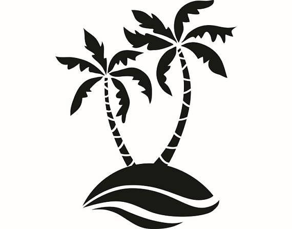 Pin De Mhrpdesign Em Design Vector Desenho Palmeira