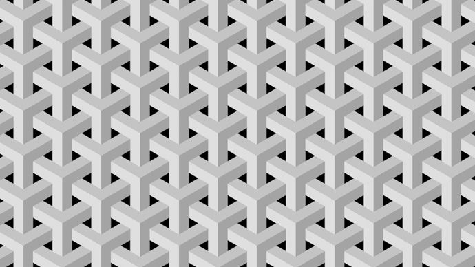 Cinema 4D – How to Quickly Create a Goyard Pattern Tutorial