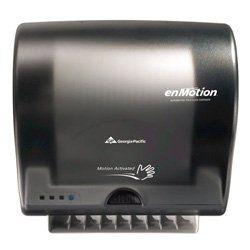 Georgia Pacific 59498 Enmotion Impuls Towel Dispenser Paper