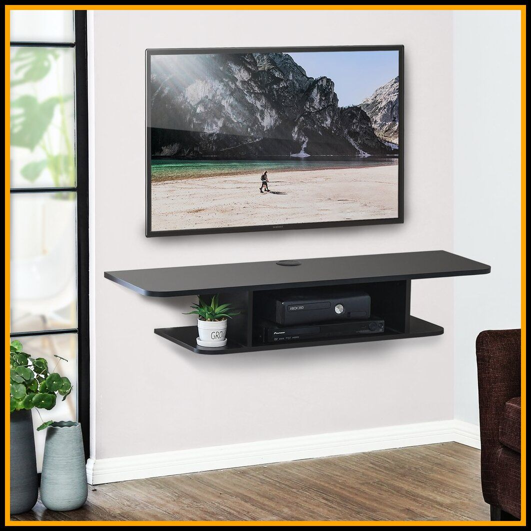 109 Reference Of Tv Stand Steel Wall Mounted In 2020 Floating Tv Stand Wall Mounted Media Console Wall Mounted Tv Cabinet