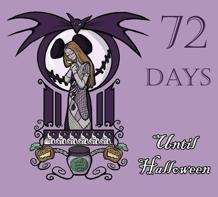 Pin by Hellbetty T♡ on Halloween is Coming Days until