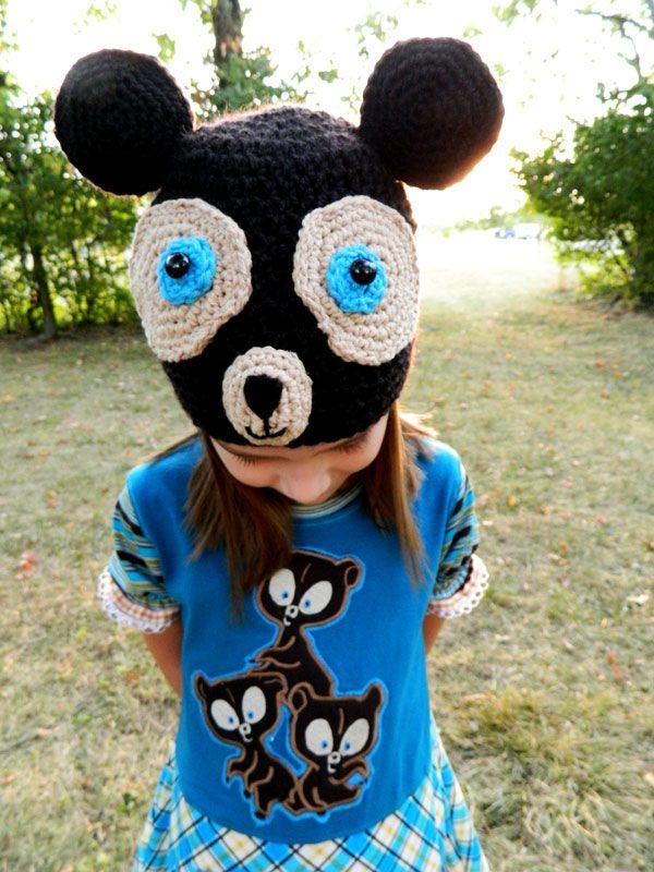 brave bear!! | Crochet! (Characters) | Pinterest
