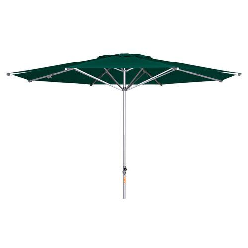 Expert 4m Parasol Doppler Fabric Colour Green Cantilever