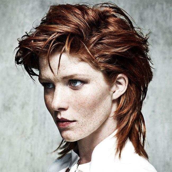Coiffure cheveux milongs INTERMEDE tendances