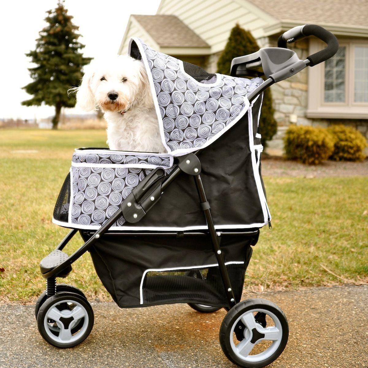 Gen7pets promenade pet stroller chewy free shipping