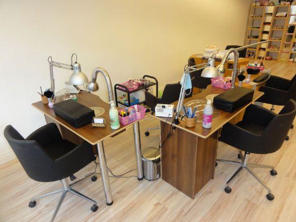 Nageltafels Purex Nail Tables Art Spa Pedicure Manicure Nailart Wellness