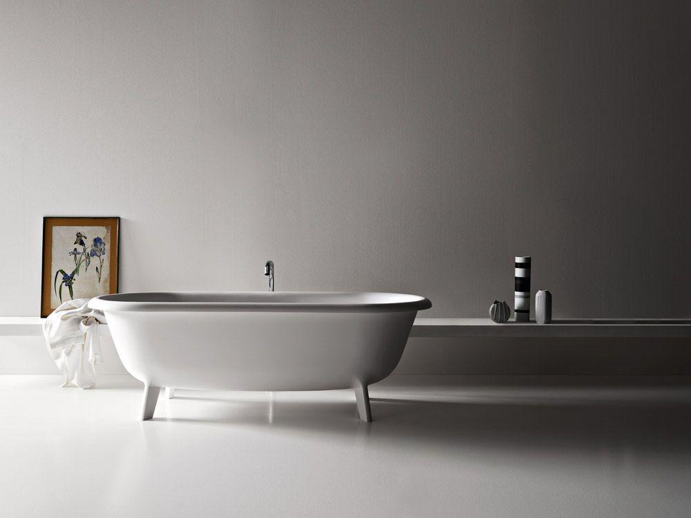 Agape vasca arredo appartenente alla collezione ottocento