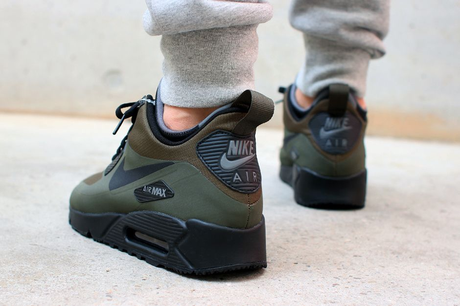 Air Max 90 25th Anniversary With Winter