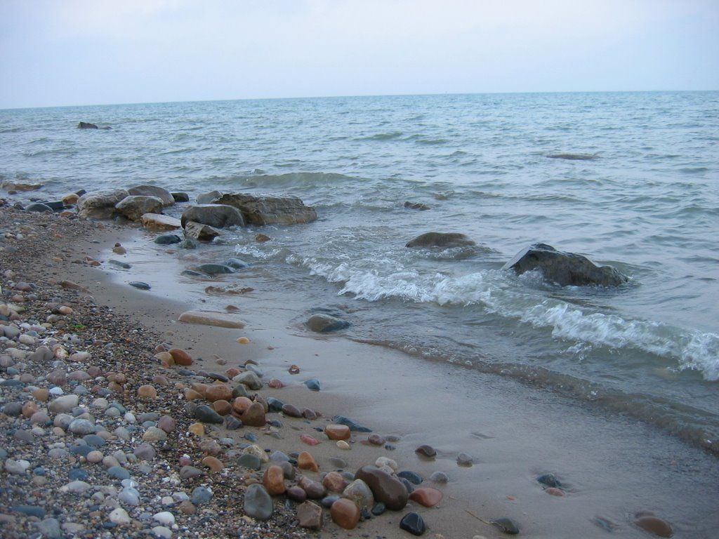 Lake Huron Lexington Michigan