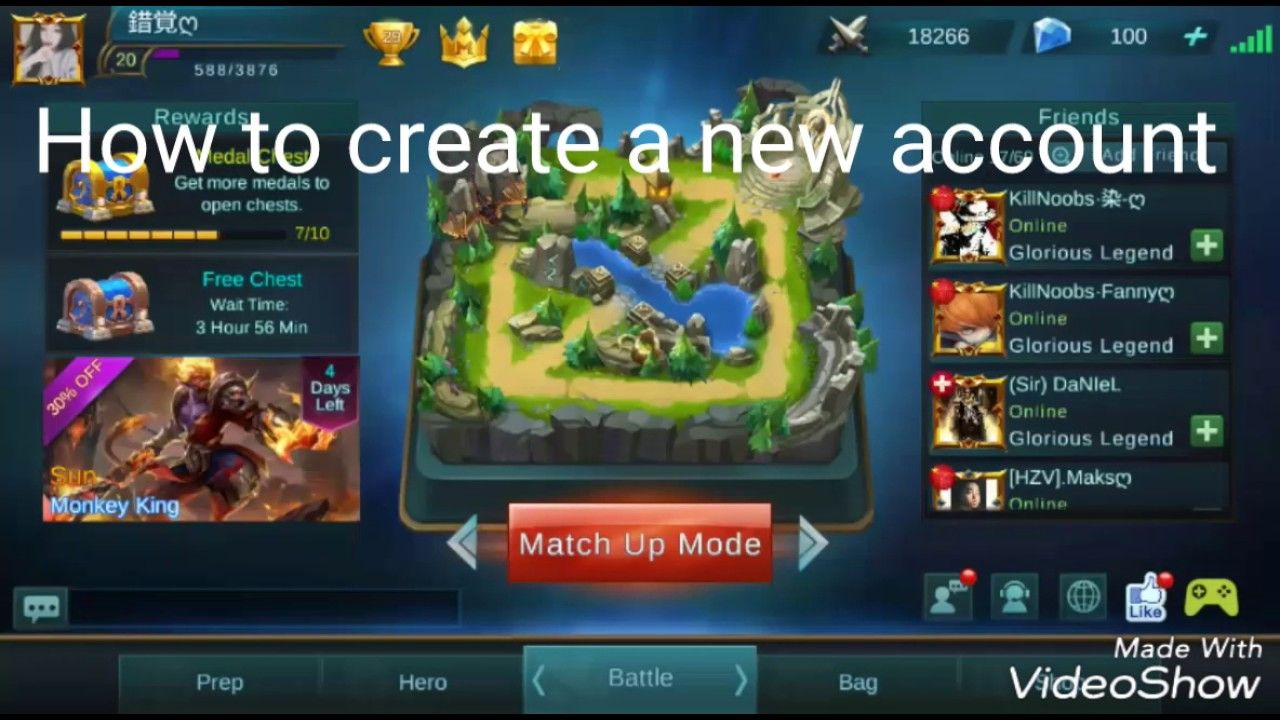 Mobile Legends Choose Your Story Hack on iphone IOS