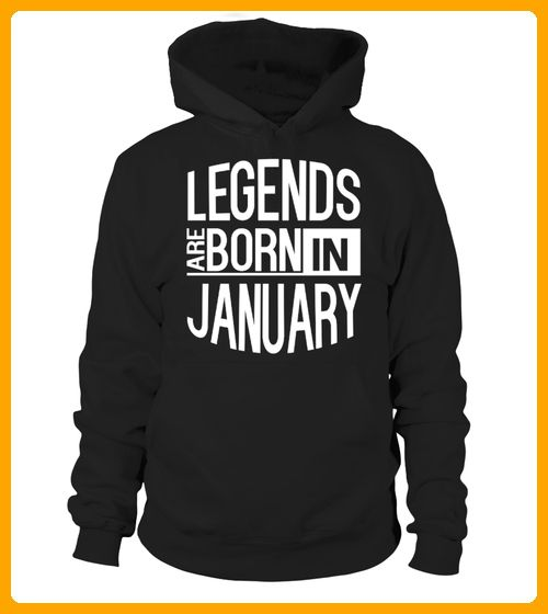 Legend Are Born in january - Weihnachten shirts (*Partner-Link)