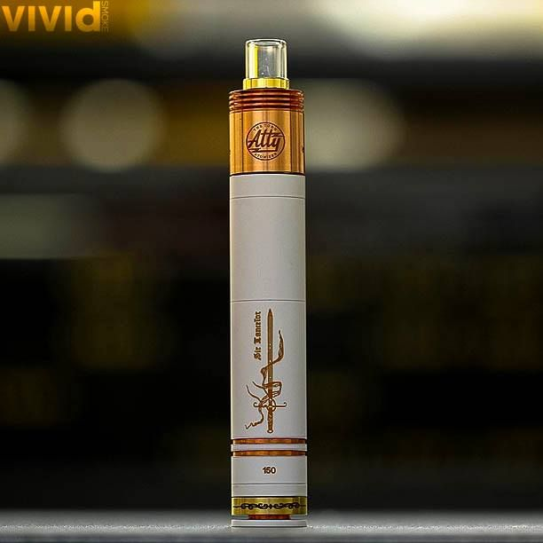 """white knight"" #vape #vapemod #mechmod"