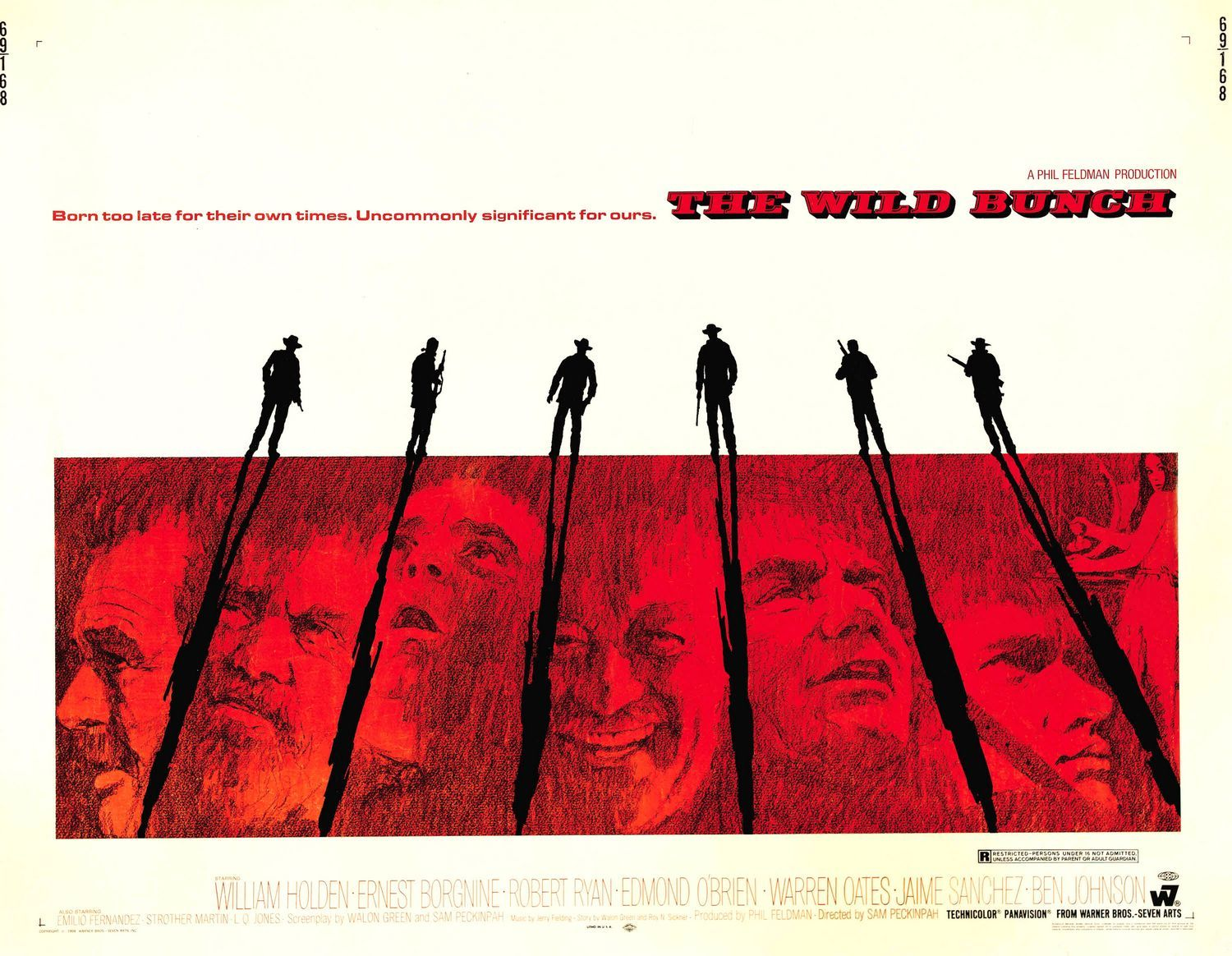 Watch The Wild Bunch Full-Movie Streaming