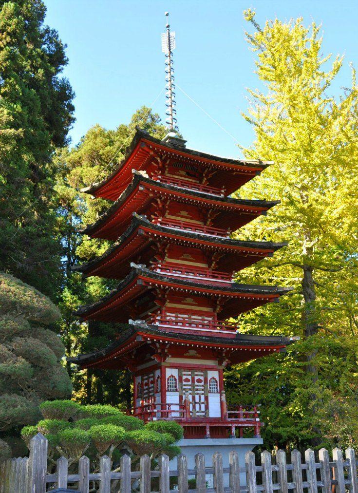 Discover the Japanese Tea Garden San Francisco