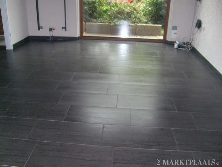 Kaleido Nero Porcelain Tile For Kitchen Home