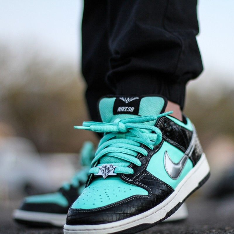 Diamond Lacelock With Images Lace Accessories Nike Sb Your Shoes