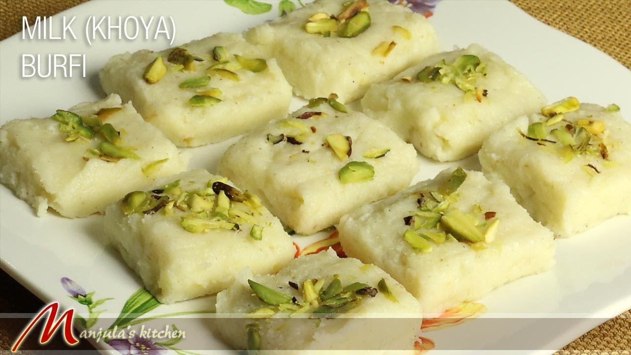 Milk khoya burfi indian dessert recipe by manjula best food milk khoya burfi indian dessert recipe by manjula forumfinder Gallery