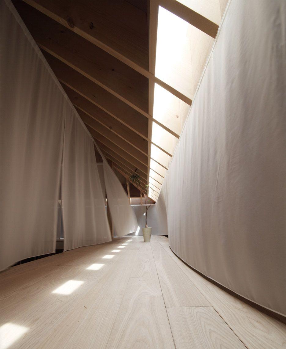 Wengawa house by katsutoshi sasaki no espa o architektur innenarchitektur e japanische - Japanische innenarchitektur ...