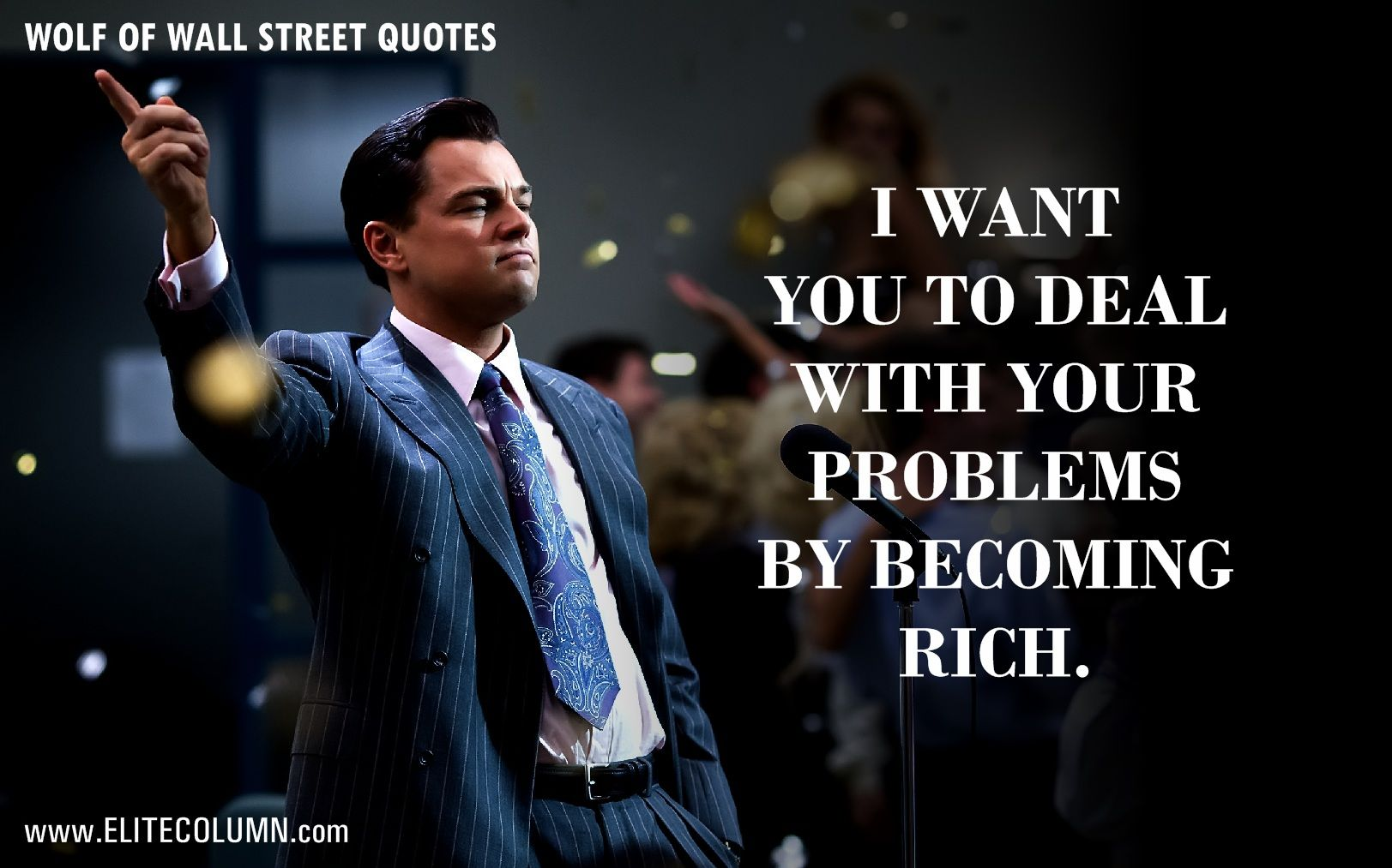 12 epic leonardo dicaprio quotes from the wolf of wall on the wolf of wall street id=68297