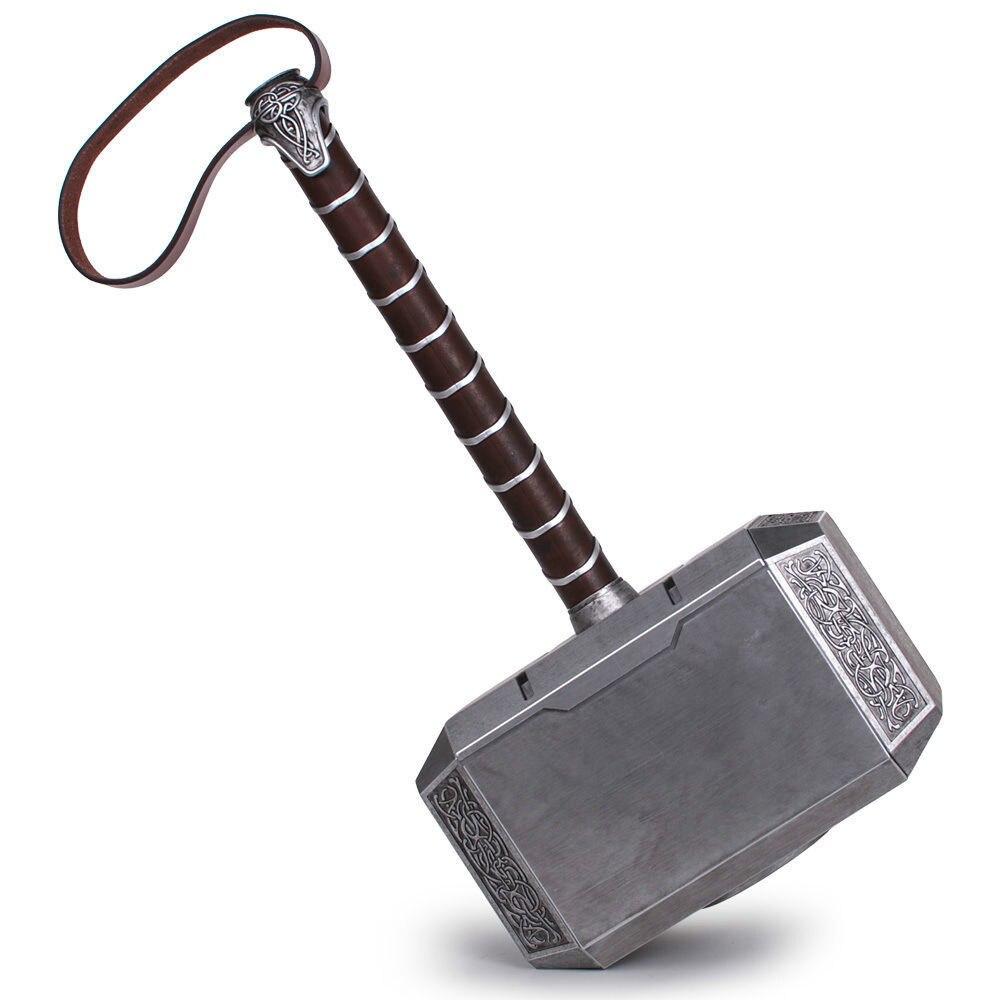 1 1 Escala Completa De Martillo De Thor Mjolnir 1 1 Replica Thor De Cosplay Martillo De Juguete De Modelo De Coleccion Martillo De Thor Fotos De Thor Vikingos