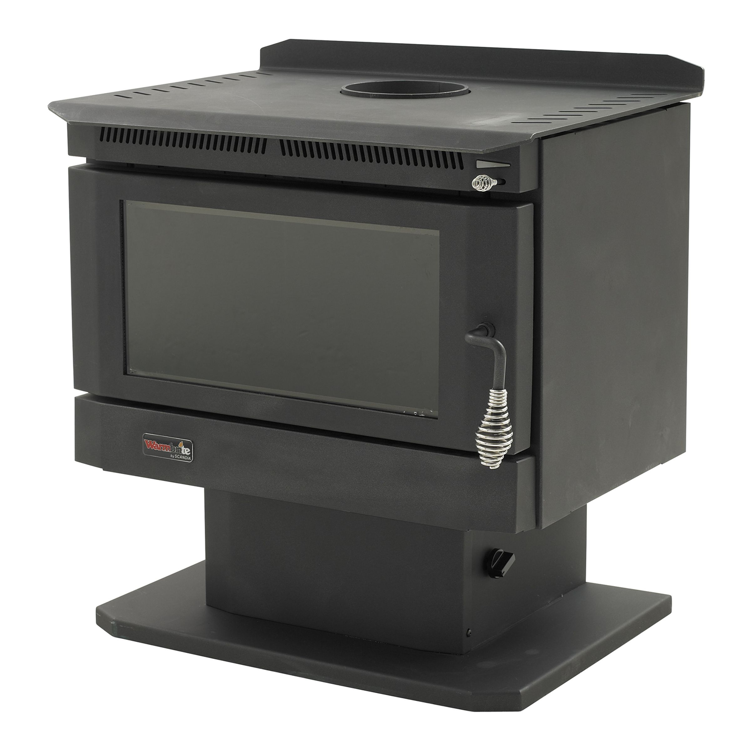 Fake Brick Wall Bunnings Scandia 200sqm Indoor Wood Heater With Fan Bunnings Warehouse