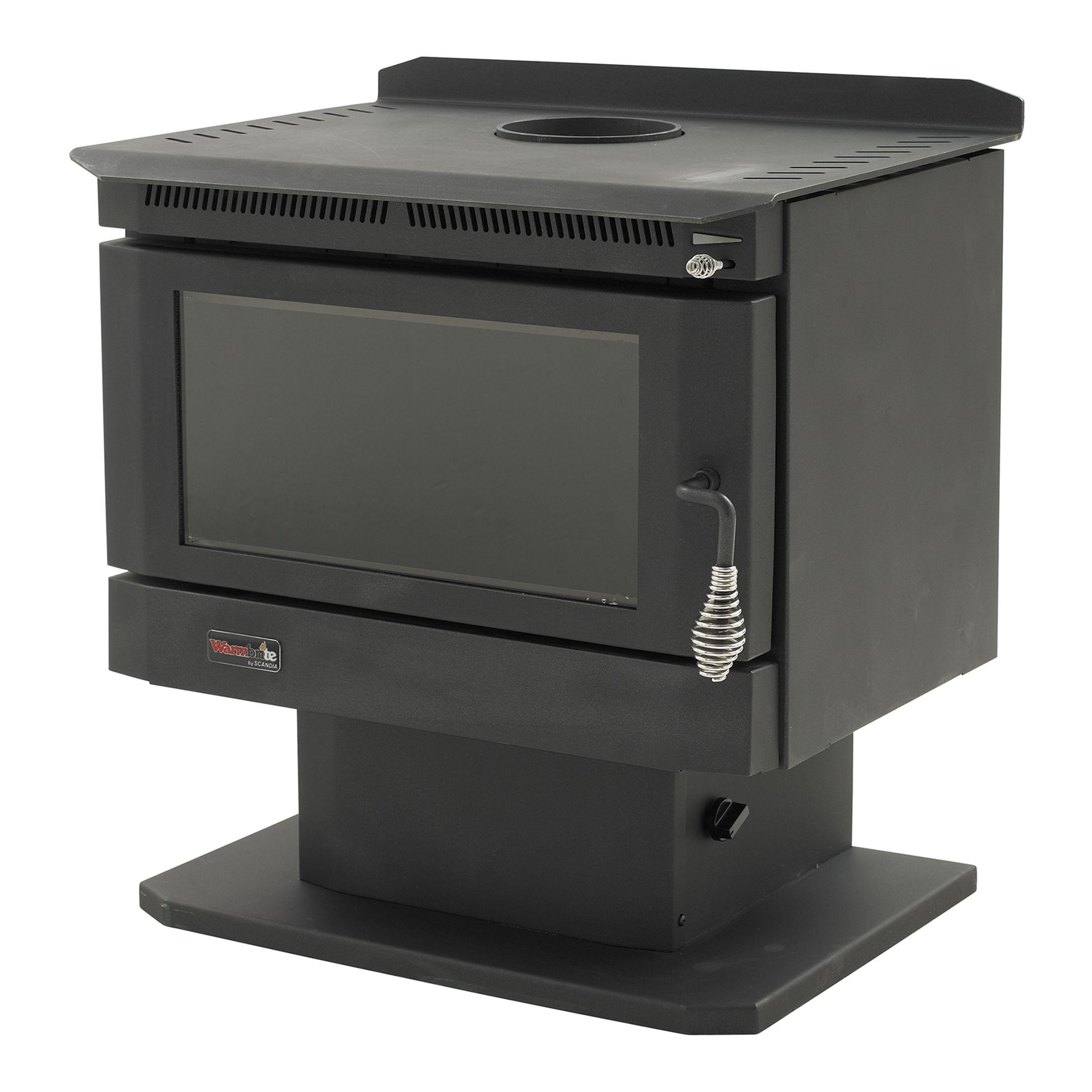 Scandia 200sqm Indoor Wood Heater With Fan