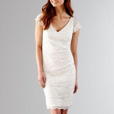 fbe5b630ce Scarlett Cap Sleeve Lace Sheath Dress - JCPenney