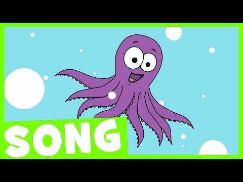 Ocean Songs For Kids With Images Kids Songs Preschool Songs