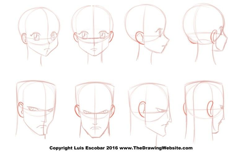 Takahiro Kimura Anime Ear Turnaround The Drawing Website Cartoon Noses Cartoon Ears Drawing For Beginners